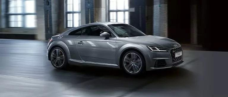 Audi TT Coupe Business Offer