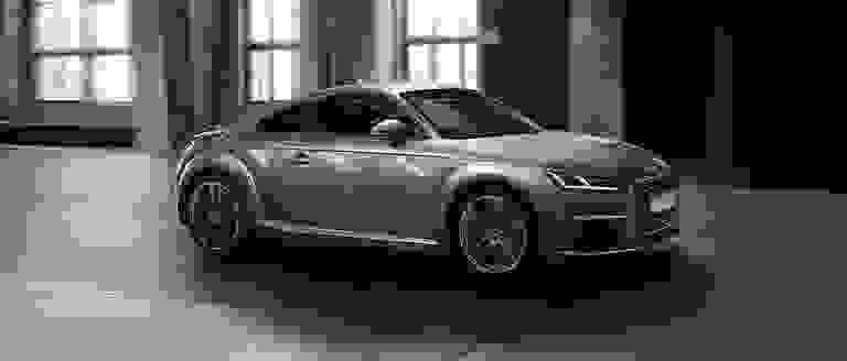 Audi TT Coupe Leasing Offer