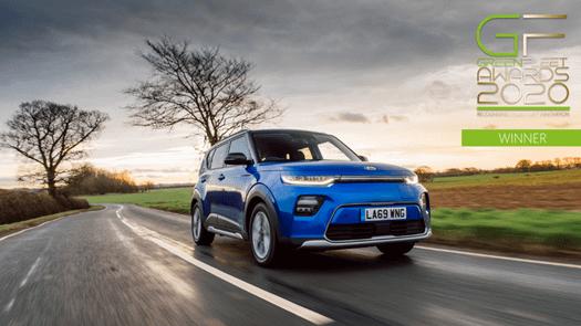 Kia hailed as GreenFleet's 2020 'EV Manufacturer of the Year'