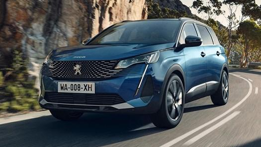 New 2021 Peugeot 5008 revealed: price, specs and release date