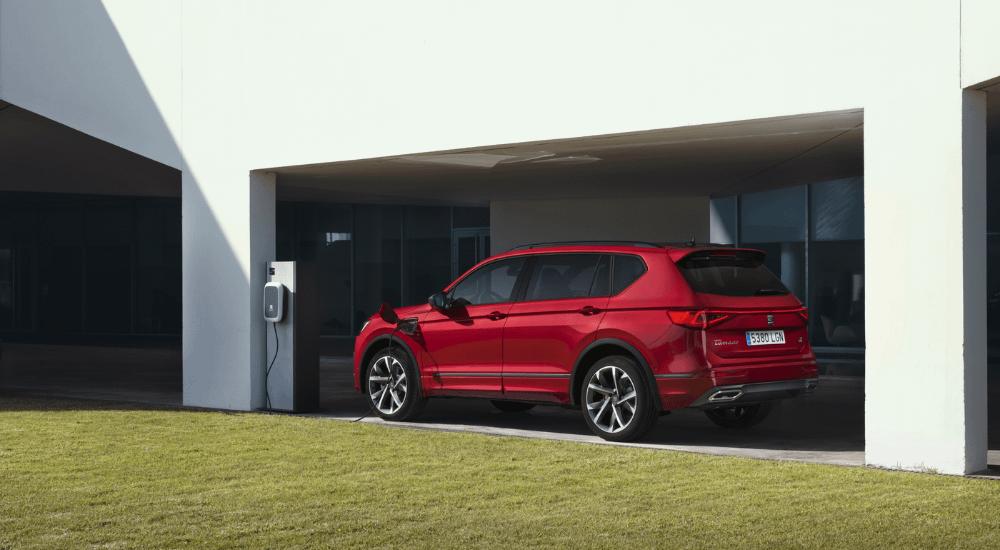 New SEAT Tarracco e-hybrid