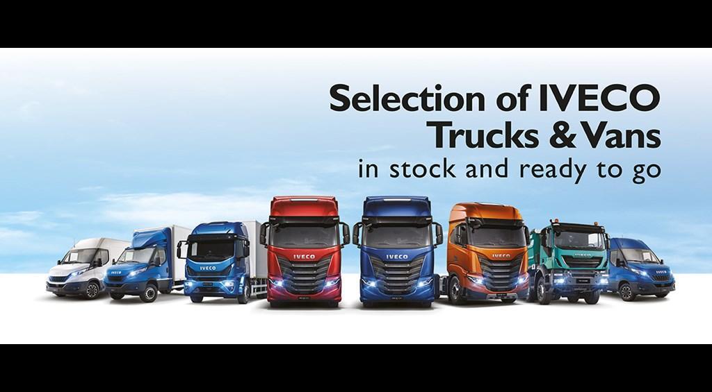 Iveco Trucks & Vans