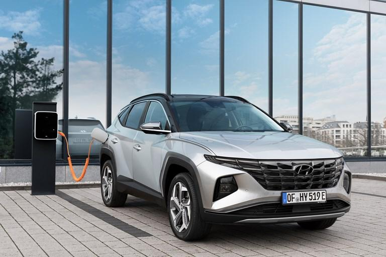 Hyundai Motor reveals details on all-new Tucson Plug-in Hybrid