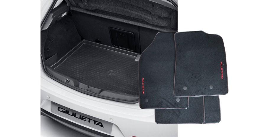 Giuletta Protection Pack
