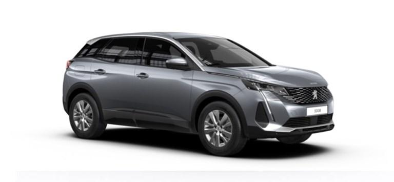 Peugeot 3008 SUV Motability Offers