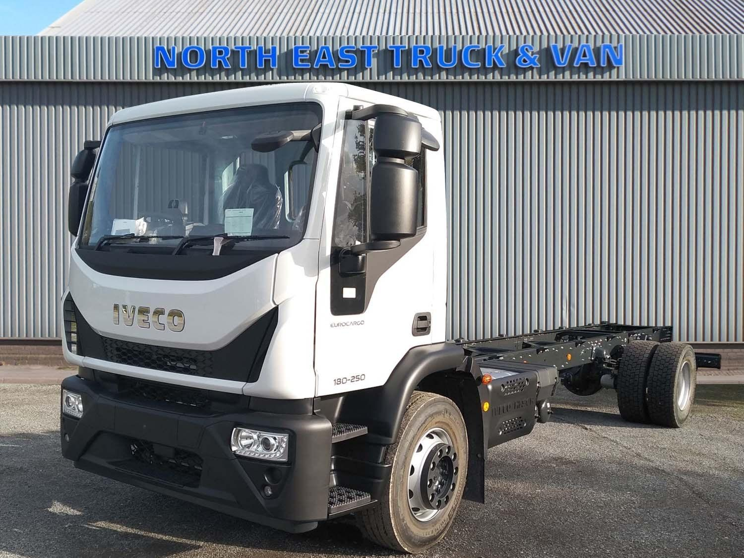 IVECO Eurocardo Chassis