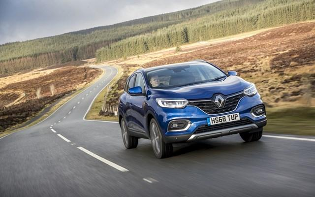 Renault Kadjar 5.9% Offers