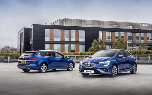 Renault Megane 5.9% Offers