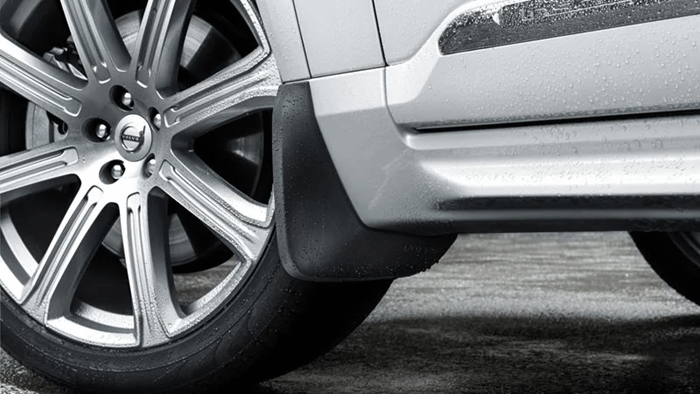 Save £40 on Front and Rear Mudflaps
