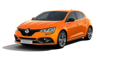 New Renault Megane R.S. Offer