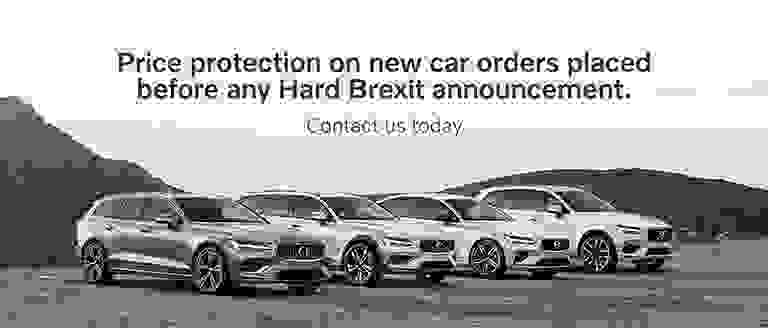Volvo Brexit Price Promise
