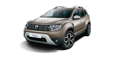 Dacia Duster Prestige TCe 100 Bi-Fuel PCP Offer