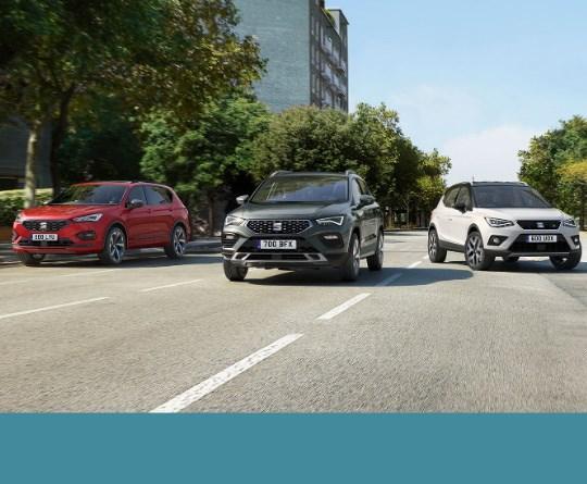 Save £2,000 off the SUV Range