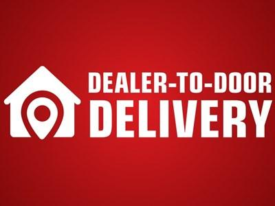 Dealer to Door Delivery for your new Motorcycle.