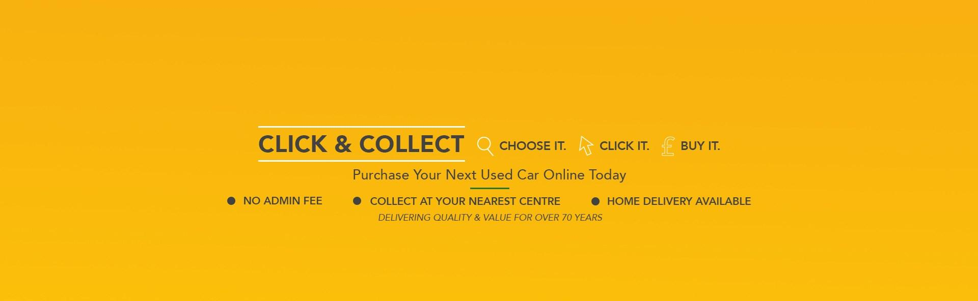 Click & Collect with Ancaster