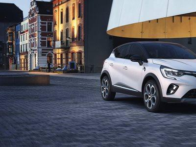All New Captur 1.6 E-TECH Phev 160 S-Edition Hybrid 140 Play