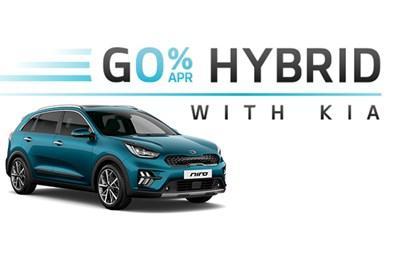 G0% Hybrid with KIA