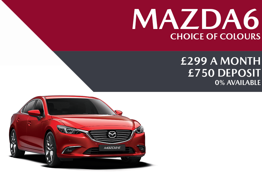 Mazda6 - Now £299 A Month | £750  Deposit And 0% APR Available