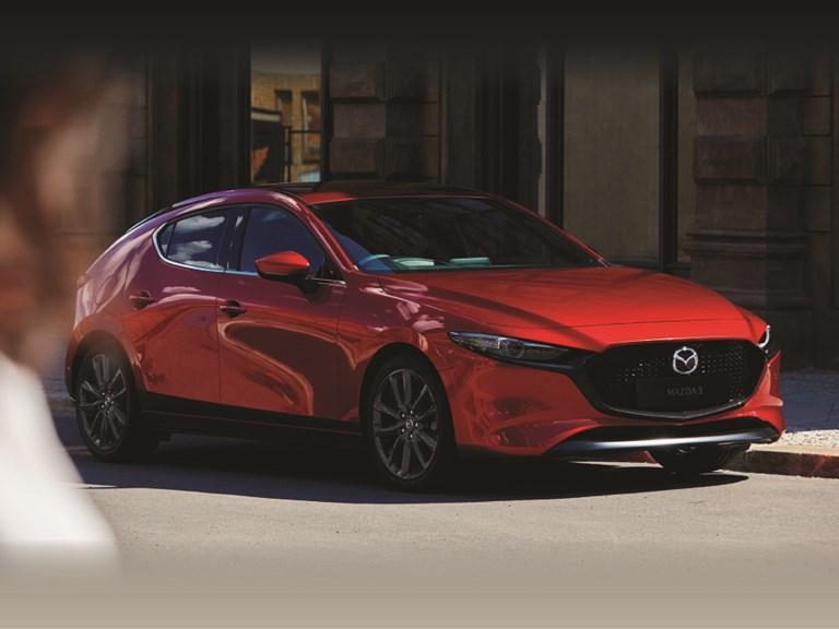 Mazda3 Hatchback Offer