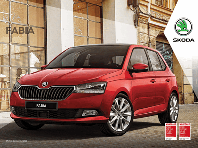 FABIA 1.0 95PS Colour Edition