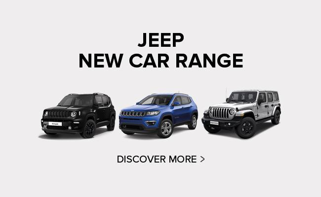 Discover Jeep Range