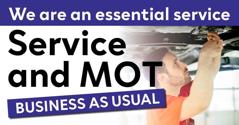 Essential Dacia Servicing