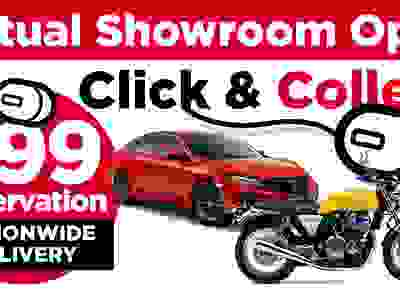 Honda Bikes We Are Open For Business For MOT & Service and Virtual Sales