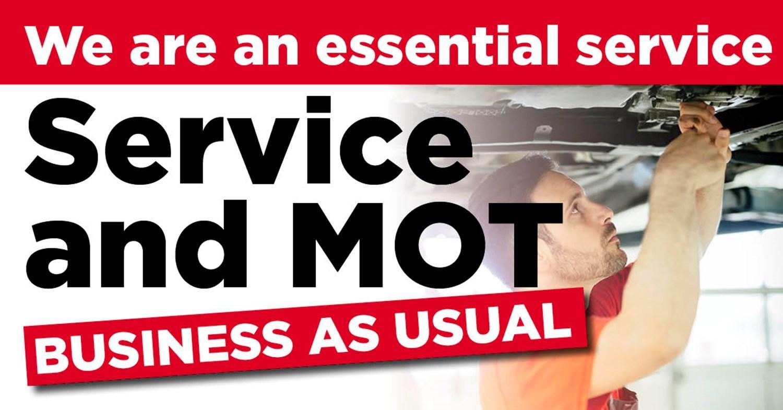 Honda Essential Service