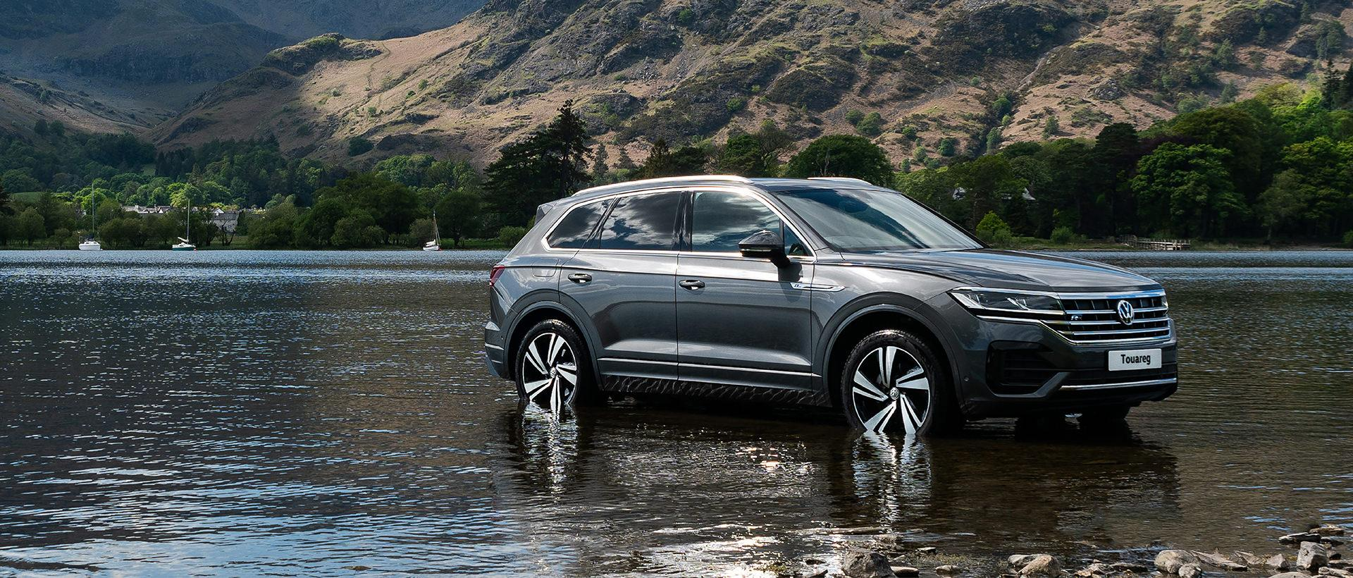 Volkswagen Touareg Finance Offer
