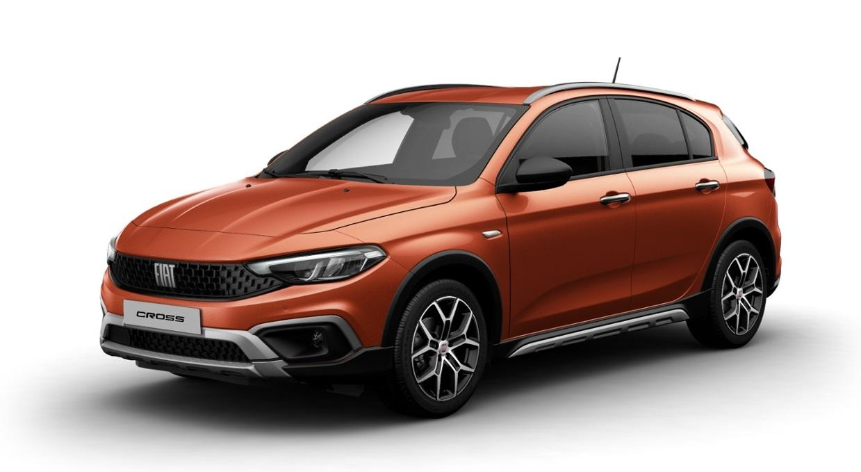 New Fiat Tipo Cross