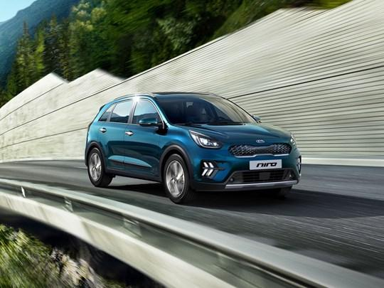 Niro Self-Charging Hybrid From £213.41
