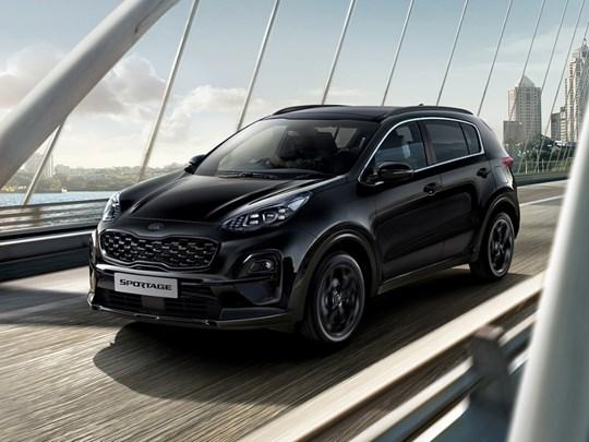 Sportage From £219