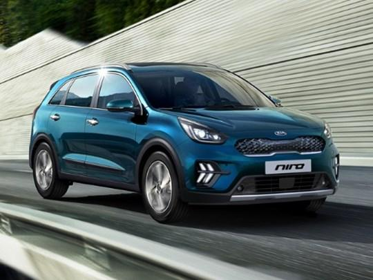 Niro Self-Charging Hybrid Motability Offer