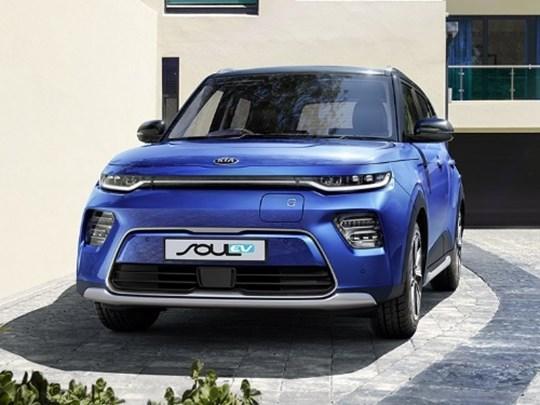 All-New Soul EV Motability Offer