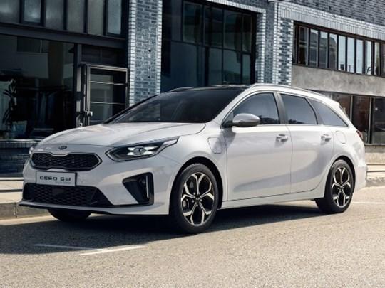 Ceed Sportswagon Plug-In Hybrid Motability Offer
