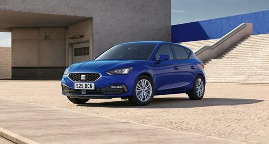 The SEAT Leon Business Contract Hire Offer