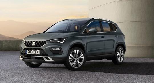 SEAT Ateca Business Contract Hire Offer