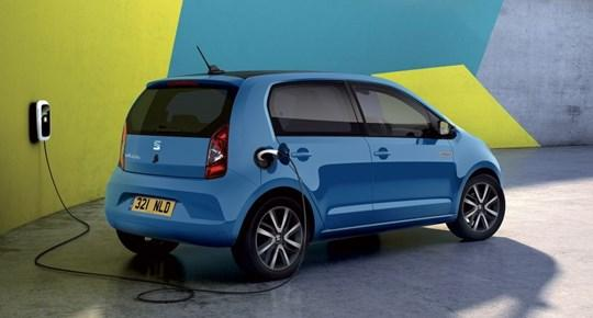SEAT Mii Electric Business Contract Hire Offer