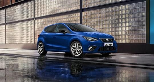SEAT Ibiza Business Contract Hire Offer