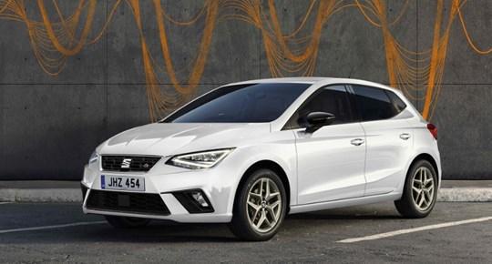 SEAT Ibiza Motability Offer
