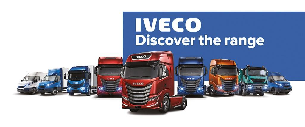 the New Iveco S-Way