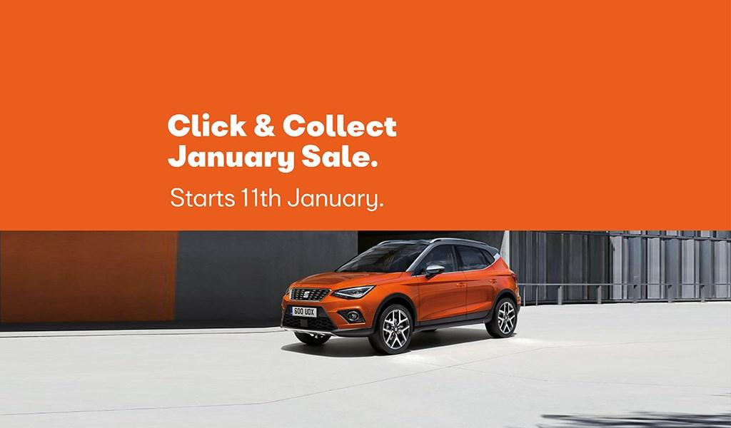 SEAT C&C Jan Sale