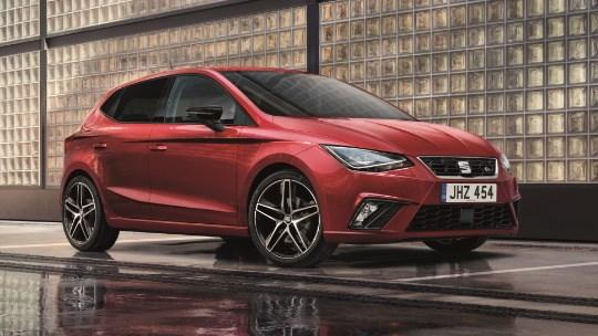 SEAT Ibiza FR 110ps PCH Offer