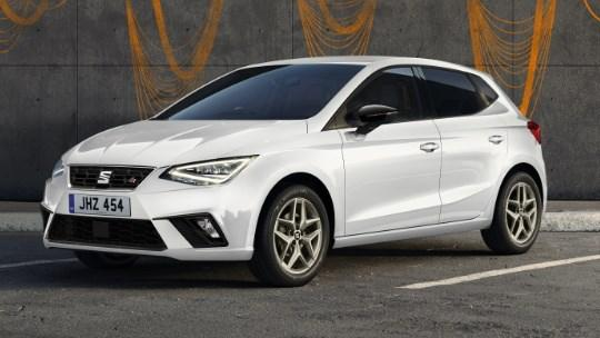 SEAT Ibiza FR 110ps PCH January Offer