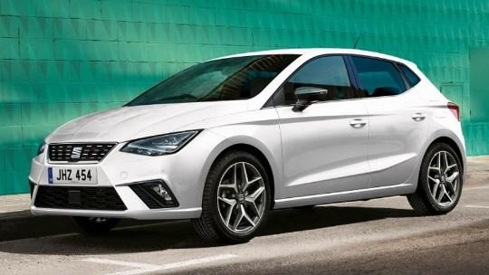 SEAT Ibiza January PCP Offer