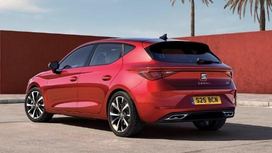 SEAT Leon Personal Contract Hire Offer