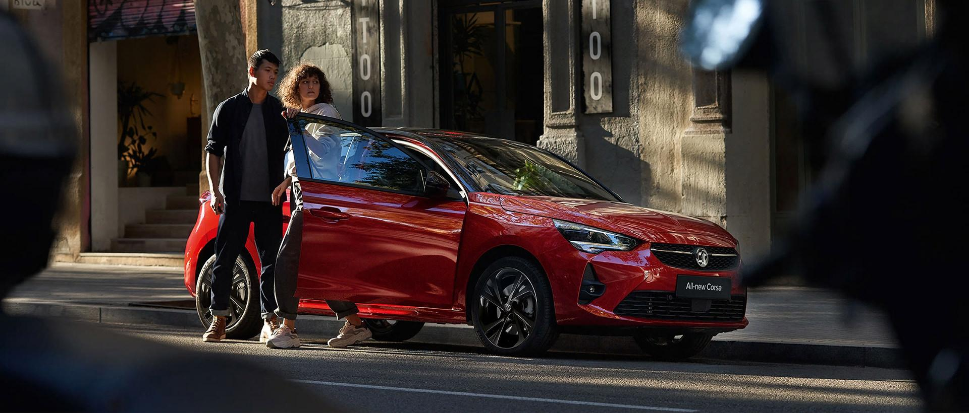 New Vauxhall Corsa Finance Offer