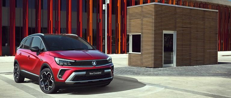 New Vauxhall Crossland Finance Offer