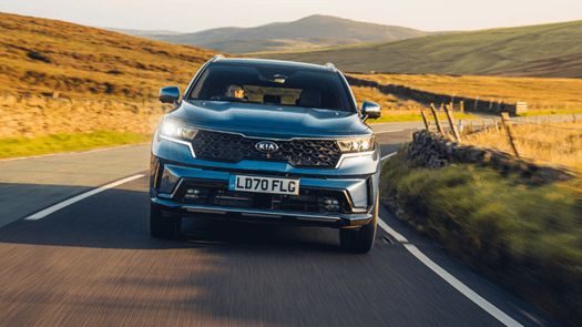 Kia does the double at the 2021 Company Car Today CT100 Awards
