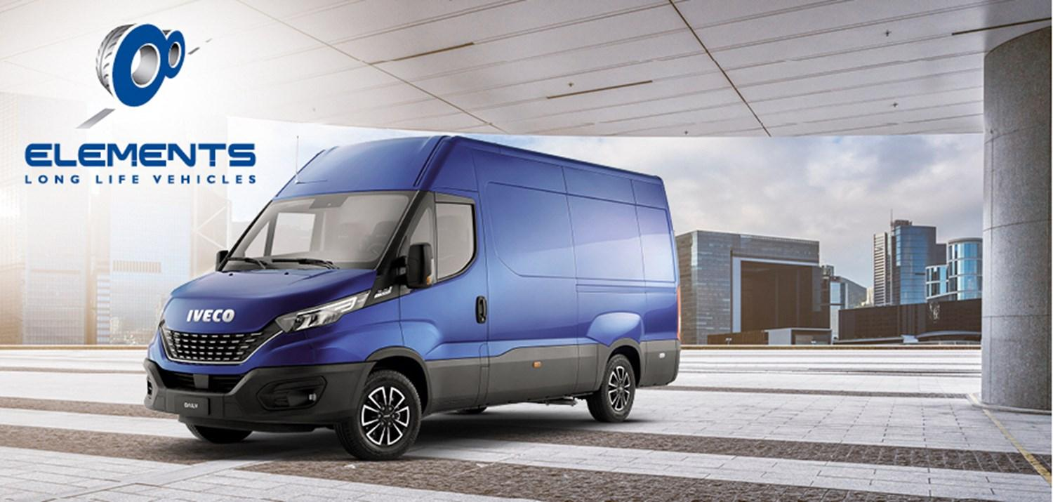 IVECO Daily Elements Package Offer
